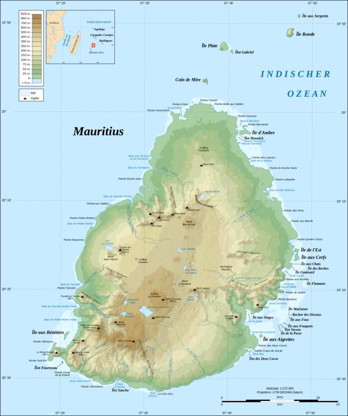 Mauritius urlaub tipps reisen und urlaub wo befindet sich die insel