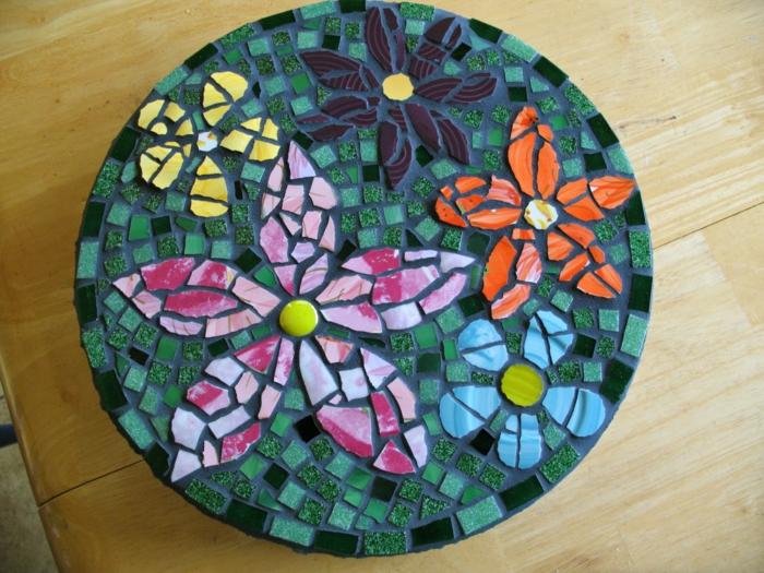 mosaik selber machen entdecken sie dieses zauberhafte. Black Bedroom Furniture Sets. Home Design Ideas