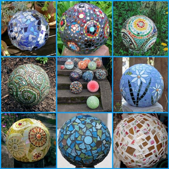 Mosaik selber machen Mosaiksteine