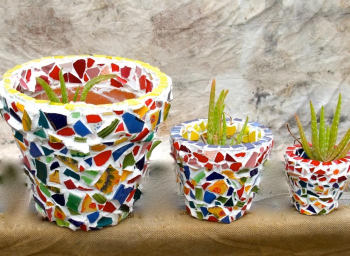 Mosaik selber machen entdecken sie dieses zauberhafte for Mosaikbilder selber machen