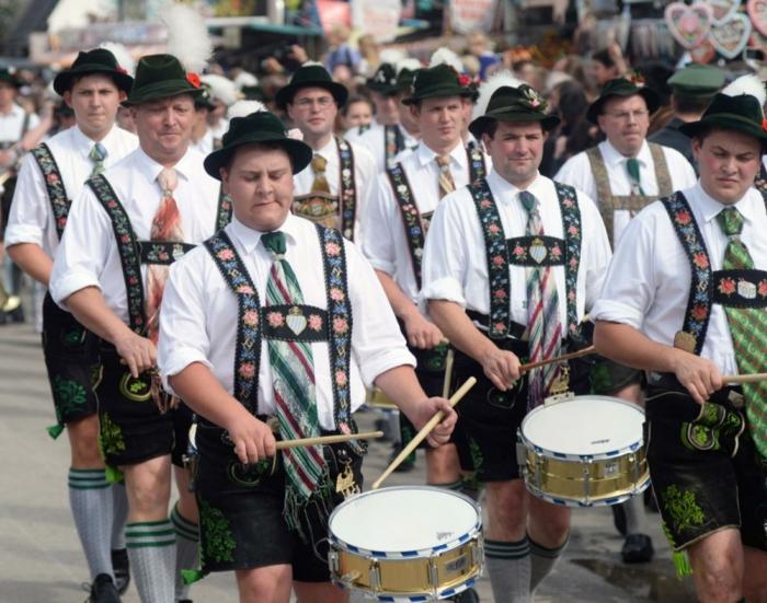 Oktoberfest München eröffnung
