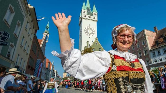 Oktoberfest München trachten