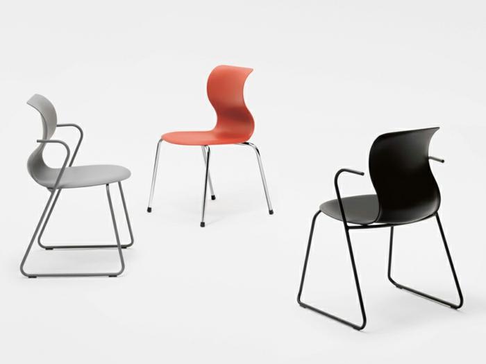 Schulmöbel Stühle Konstantin Grcic Designer Stühle