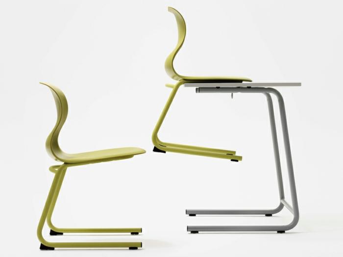 Schul möbel stühle schulbank Designer Stühle von Konstantin Grcic