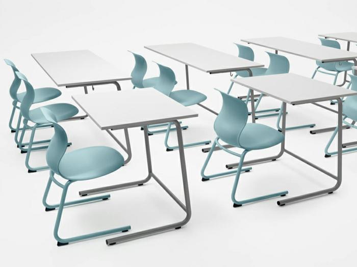 Schul möbel stühle schulbank Konstantin Grcic