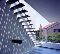 Schwebende Treppe- eine Entscheidung für mutige Ästheten