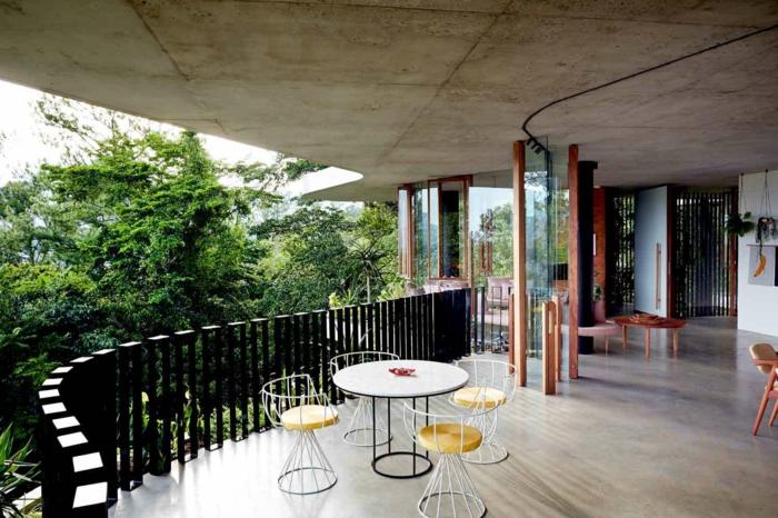 Traumhaus planchonella balkon