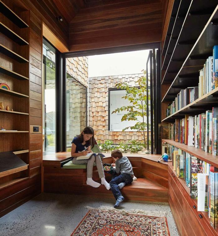Traumhaus planchonella bibliothek