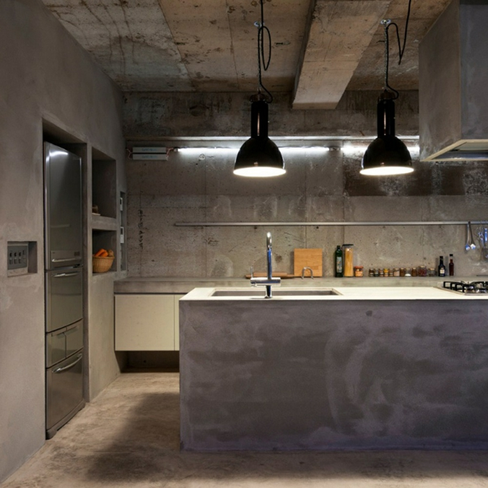 Vintage lampen küche Skinflint Design industrielampen
