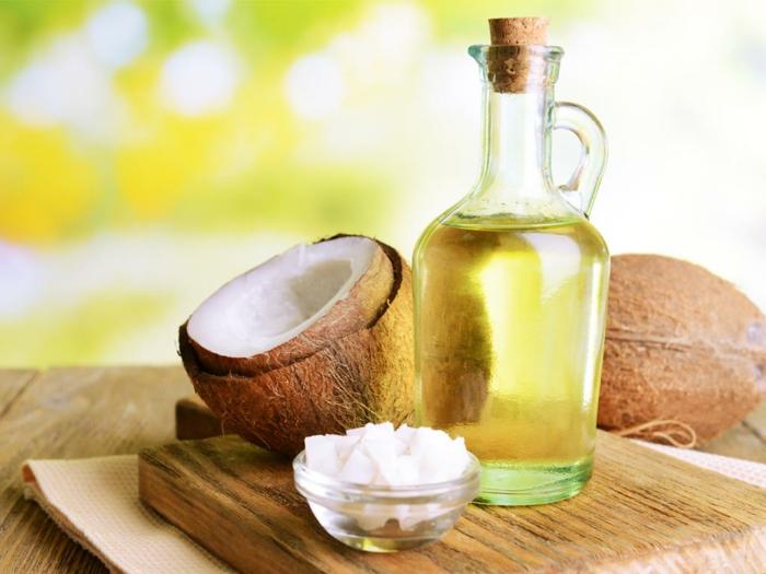 Was hilft gegen Sonnenbrand kokosnussöl zutaten