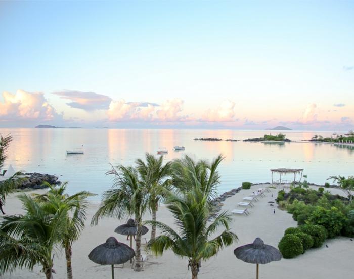 Zilwa Attitude Hotel Mauritius urlaub tipps strand und palmen