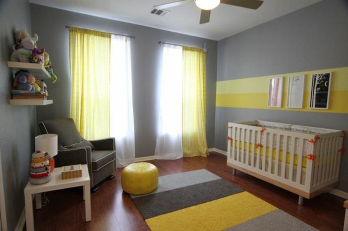 Gelber teppich f r eine frische und strahlende for Tipps zur zimmergestaltung