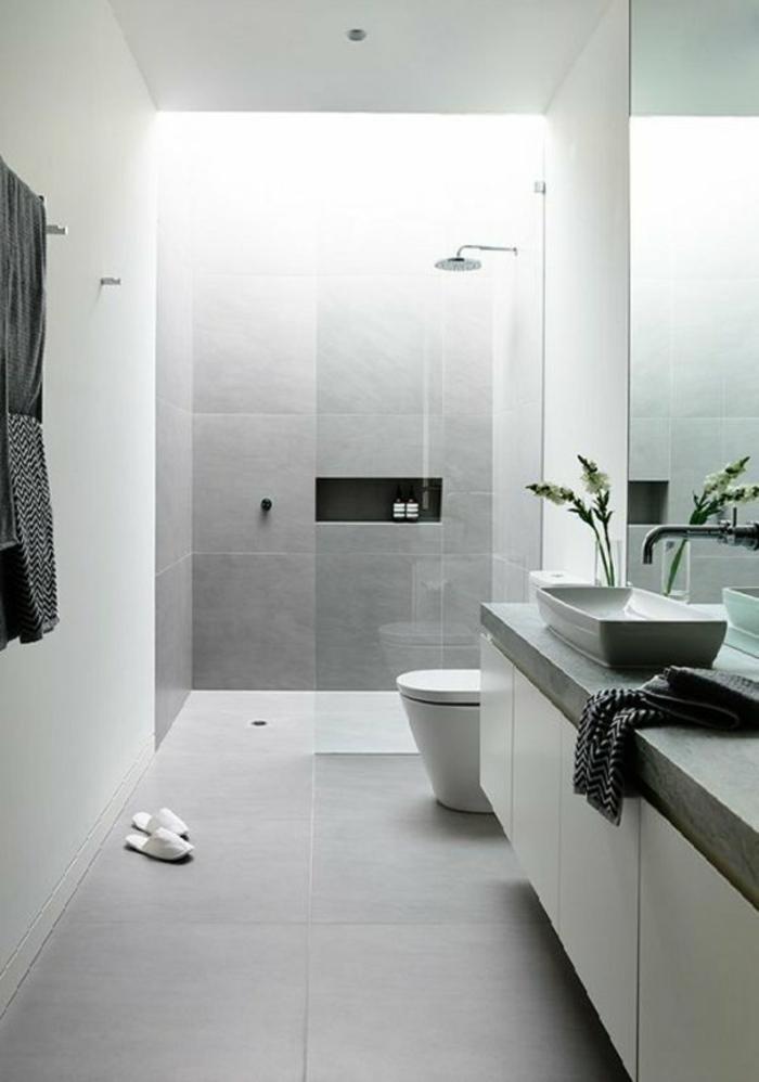 Inspiration Für Ihre Begehbare Dusche ? ?walk-in?-style Im Bad Badezimmergestaltung Ideen