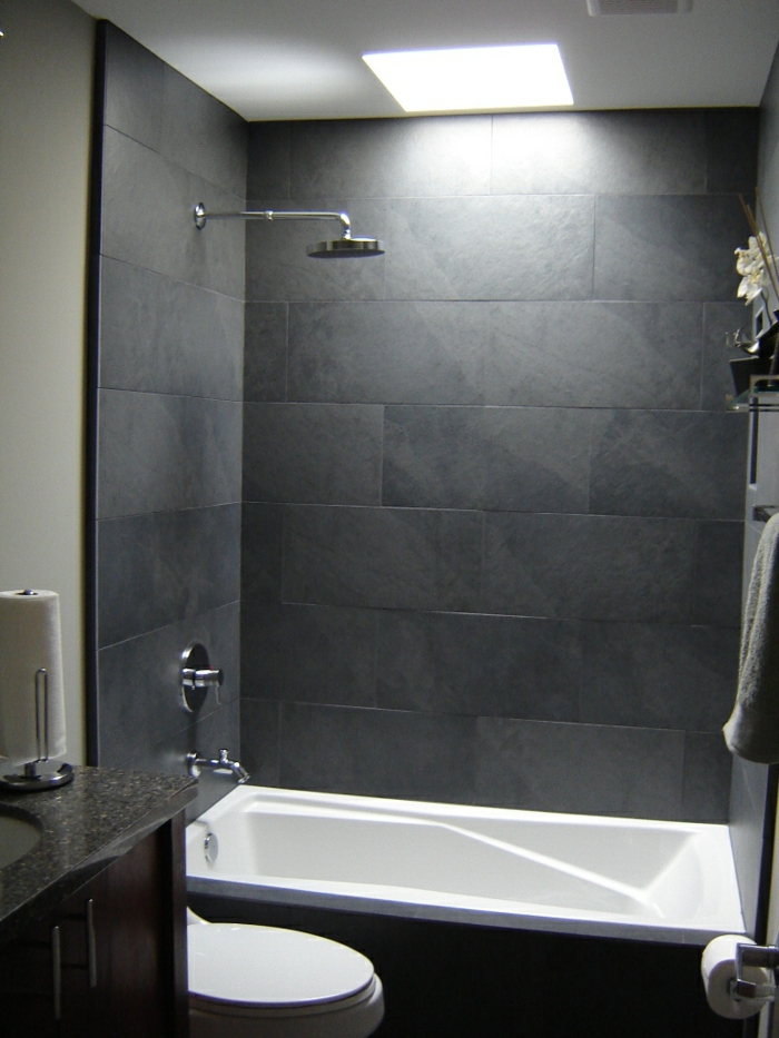 Tile Bathroom Shower Ideas.Travertine Tile Bathroom Time Lapse