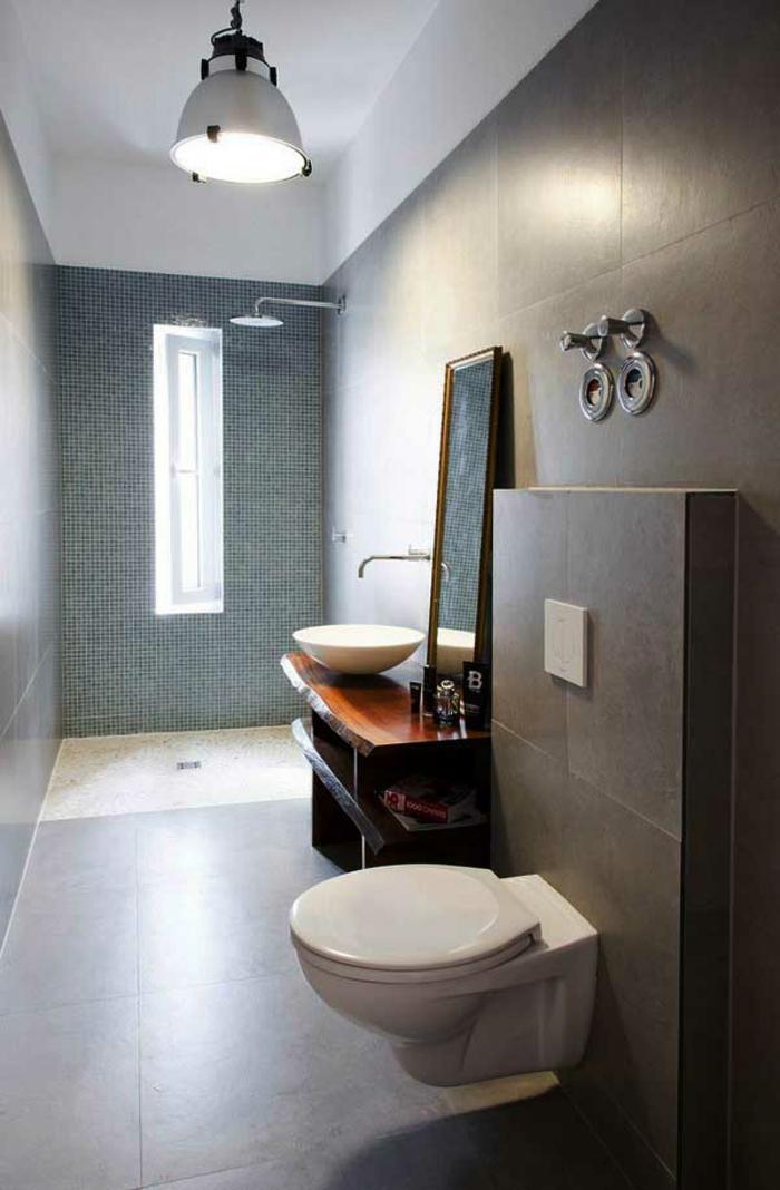 Wandfliesen bad machen es zu einem einladenden ort for Small wc room design