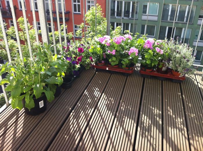 Balkon Deko Ideen Für Jede Art Balkongestaltung Ideen Mit Balkonpflanzen