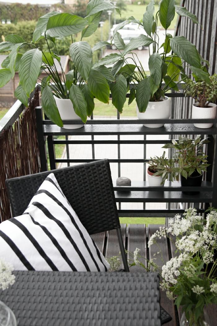 Balkon deko ideen f r jede art balkongestaltung for Deko ideen pflanzen