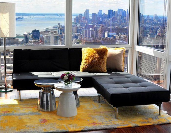 Moderne Stehlen Design stilvolles martini beistelltisch design stiehlt die schau