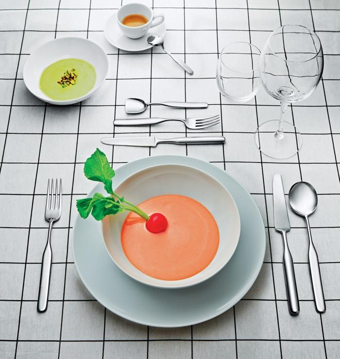 besteckset modernes design küche esskultur