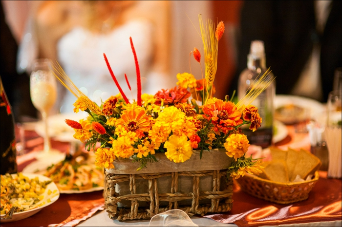 Schicke Und Gunstige Blumen Tischdeko Zu Ihrer Hochzeit