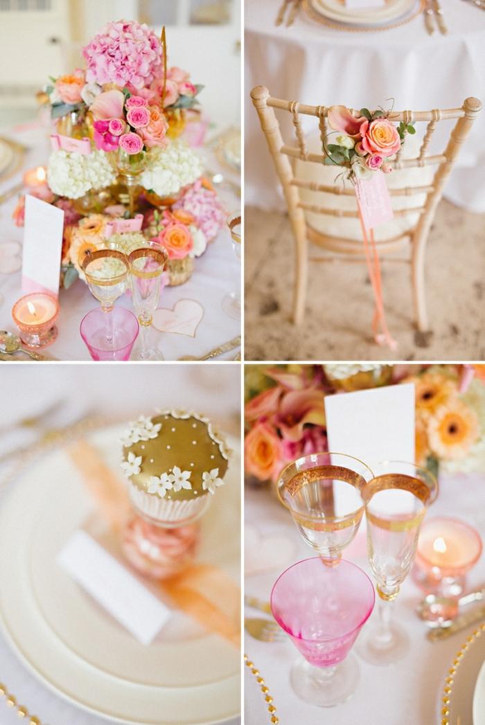 Tischdeko frühlingsblumen hochzeit  Schicke und günstige Blumen Tischdeko zu Ihrer Hochzeit