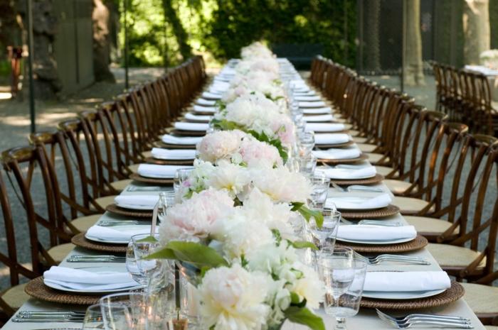 Tischdekoration Hochzeit Blumen | Schicke Und Gunstige Blumen Tischdeko Zu Ihrer Hochzeit