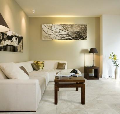 bodenfliesen wohnzimmer - schöne ideen für den wohnzimmerboden, Wohnzimmer