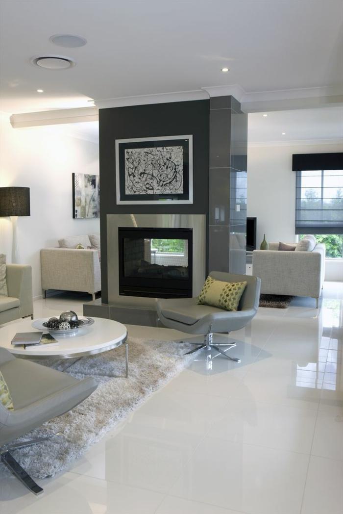 großes wohnzimmer gemütlich gestalten : gemütlichen wohnzimmer muss ...