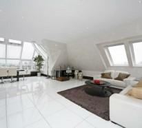 Bodenfliesen für Wohnzimmer – Schöne Ideen für den Wohnzimmerboden