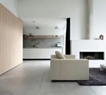 Bodenfliesen · Fliesen · Wohnzimmer Gestalten. Werbung