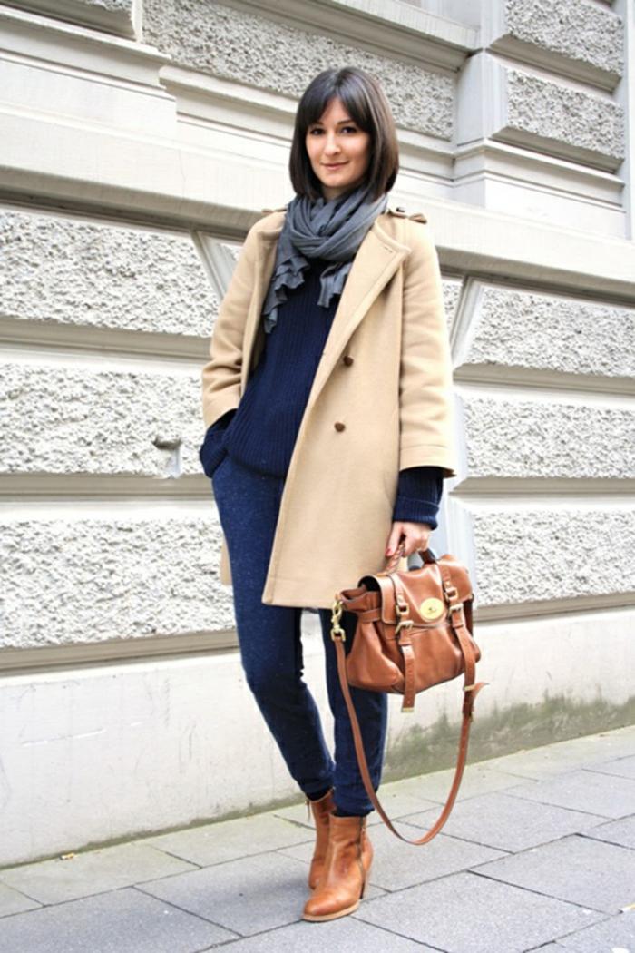 damenstiefel herbst stiefel winterstiefel mantel srtaßenlook bilder