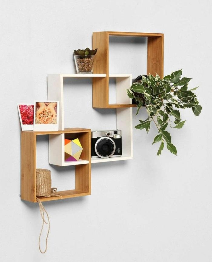 Dielenmöbel aus Massivholz - moderne Eyecatcher im Flur