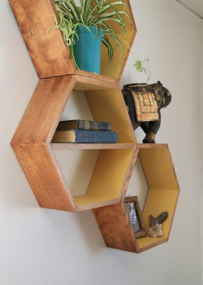 dielenmöbel massiv praktische flurmöbel aus holz wandregal