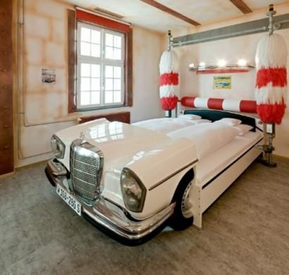 DIY Möbel aus alten Autoteilen für Ihr Zuhause