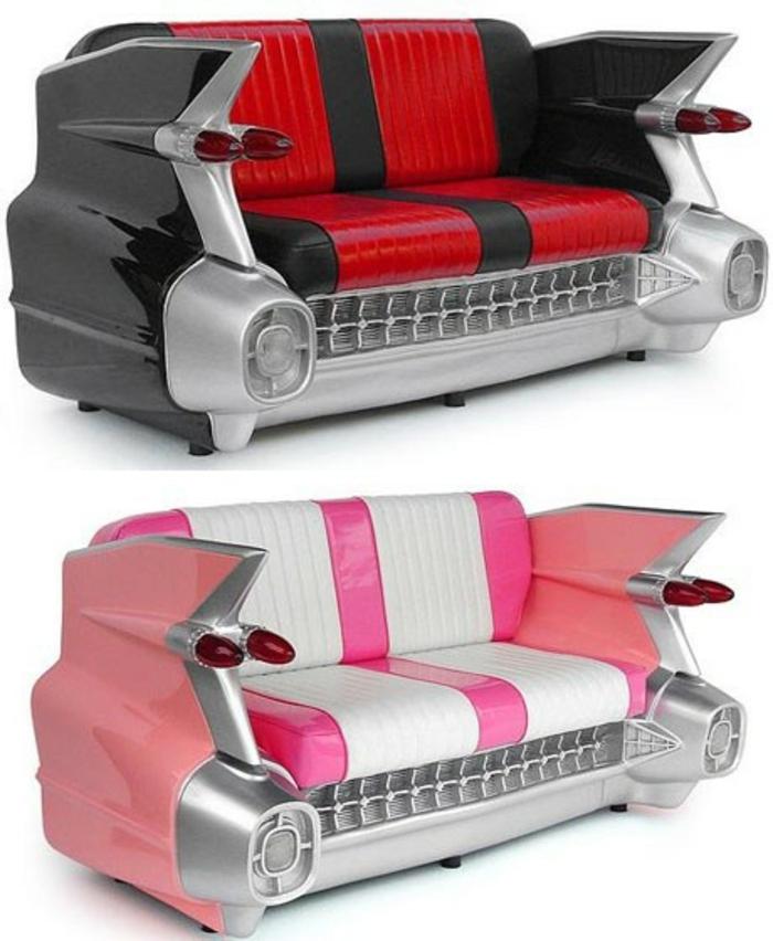DIY Möbel aus alten Autoteilen für Ihr Zuhause  Coole ...