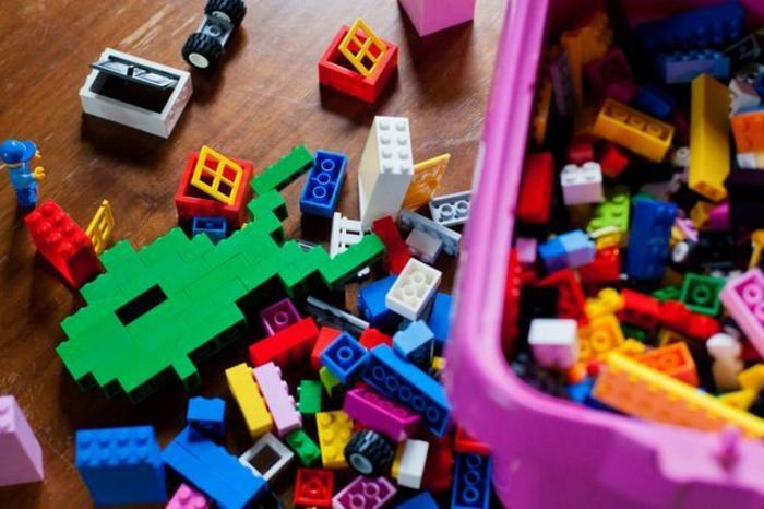 diy projekte lego steine kinderspielzeuge auch für erwachsene