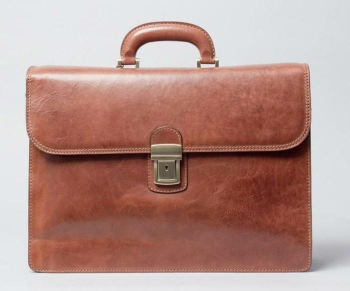 echte Ledertaschen von Maxwell Scott businesstachen und reisetaschen