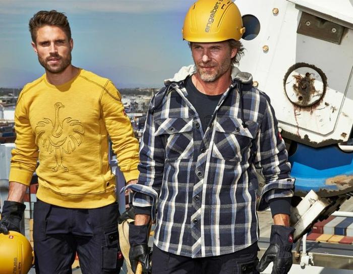 engelbert strauss arbeitsbekleidung  sicherheit und qualität