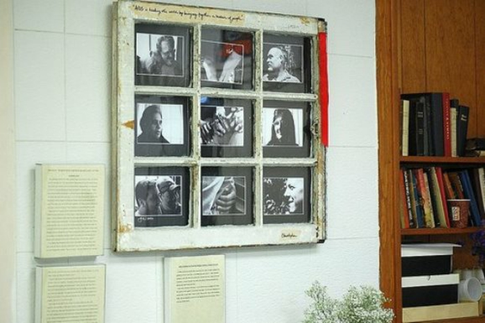 Fensterdeko Pfiffige Diy Ideen Aus Alten Fensterrahmen