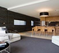 Fliesen Farbe je nach dem Raum und dem Wohnstil auswählen