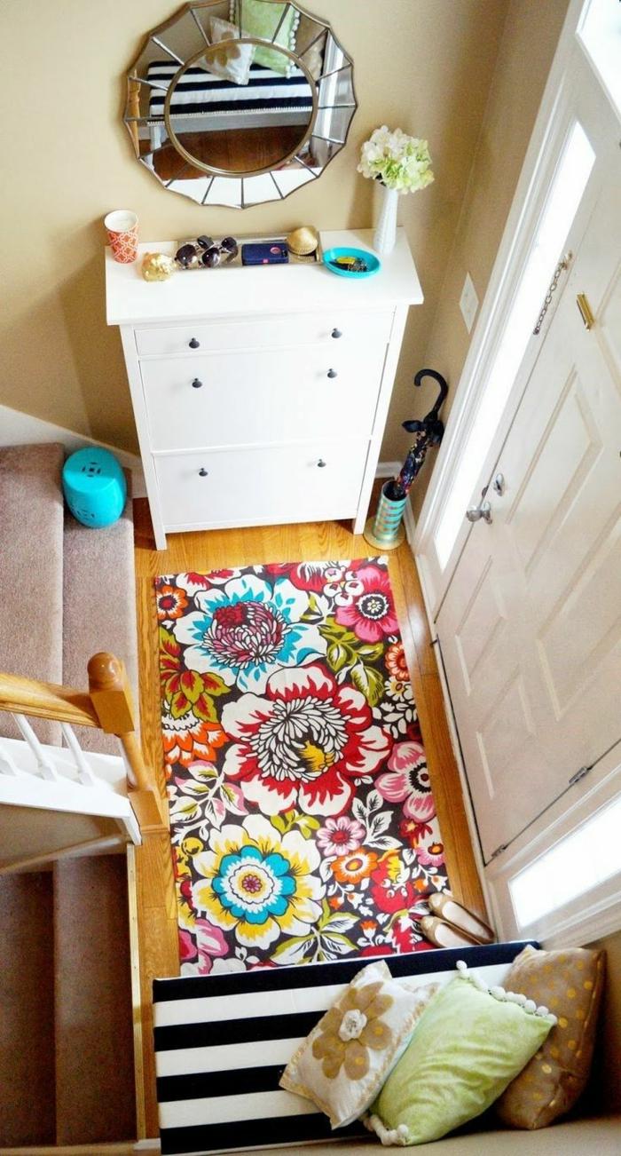 flur einrichten die neuesten innenarchitekturideen. Black Bedroom Furniture Sets. Home Design Ideas