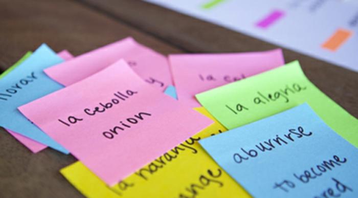 fremdsprache lernen leicht gemacht nützliche tipps merkzettel