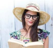 Gesunder Lebensstil: lesen Sie mehr Bücher anstatt fernzusehen