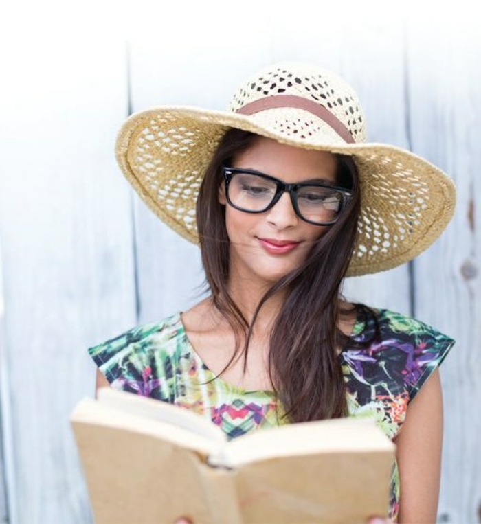 gesunder lebensstil buch lesen entspannung urlaub