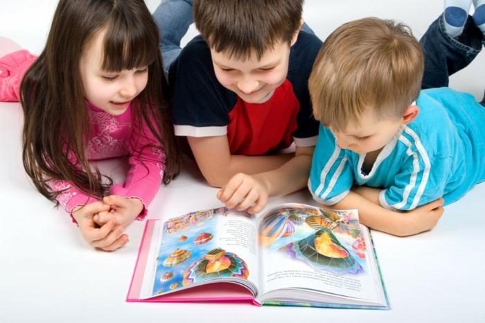 gesunder lebensstil für kinder buch lesen