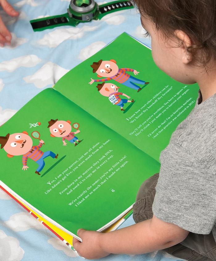 gesunder lebensstil kinder buch lesen kinderbücher