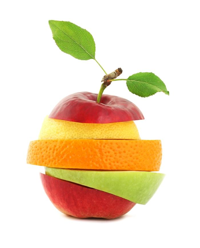 gesundes leben gesunde ernährung früchte