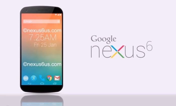 google nexus 6 innovation design