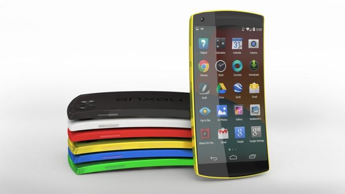 motorola google nexus 6 innovation farben vielfalt