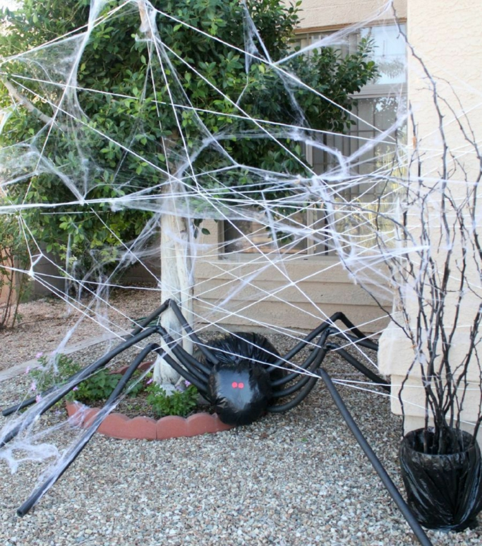 Halloween Deko Fur Den Aussenbereich Gunstig Basteln